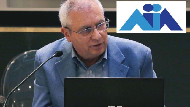 Piero Poccianti, Presidente AIxIA, l'Associazione Italiana per l'Intelligenza Artific